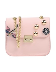 Studio Moda Handbags Light Pink