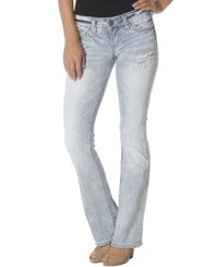 Silver Jeans Tuesday Low Rise Bootcut Jeans