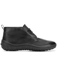 Car Shoe Classic Desert Boots Black