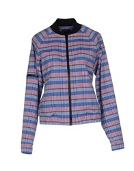 Chloe Sevigny For Opening Ceremony Coats And Jackets Jackets Women Blue