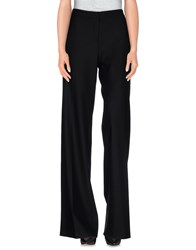 Roberta Furlanetto Trousers Casual Trousers Women Black