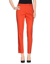 Hugo Trousers Casual Trousers Women Orange