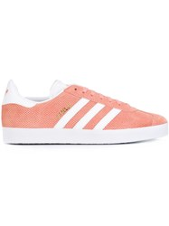Adidas Originals 'Gazelle' Sneakers Pink And Purple