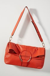 Liebeskind Leather Amalfi Tote Bag Red