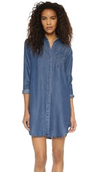 Rails Sawyer Shirtdress Dark Vintage Wash
