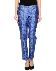 Richard Nicoll Trousers Casual Trousers Women Blue