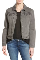 Levi's Twill Classic Trucker Jacket Gray