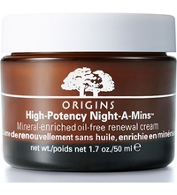 Origins High Potency Nightaminstm Mineralenriched Oilfree Renewal Cream