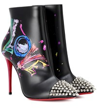 Christian Louboutin Love Is A Boot 100 Ankle Boots Black