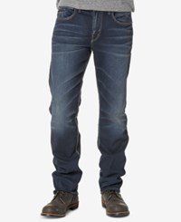 Silver Jeans Co. Men's Grayson Big And Tall Easy Fit Indigo
