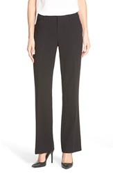Adrianna Papell 'Jaynee' Notch Back Pants Black