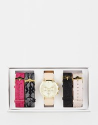 Aldo Latimera Multi Strap Watch