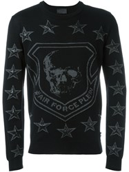Philipp Plein 'Fremd' Jumper Black
