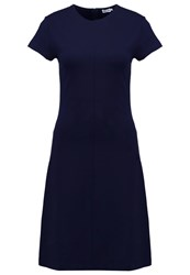Filippa K Summer Dress Navy Blue