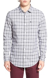 Original Penguin Men's Check Woven Shirt