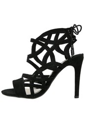 Dorothy Perkins Spartan Sandals Black