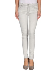 Koral Denim Pants Light Grey