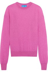 Mih Jeans M.I.H Inka Mohair Blend Sweater Pink