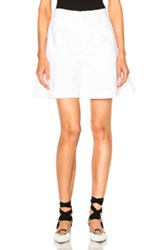 Rodebjer Nevelson Shorts In White