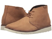 Vans Desert Chukka Nubuck Tan Women's Lace Up Boots Brown