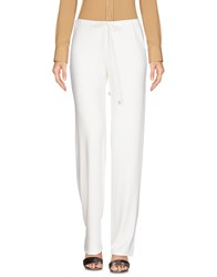 Miss Naory Casual Pants Ivory