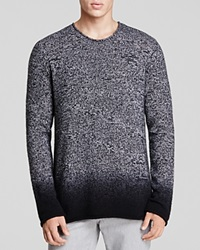 Vince Marled Cashmere Dip Dye Sweater