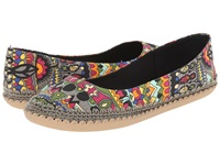 The Sak Adel Charcoal One World Women's Flat Shoes Multi
