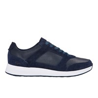 Lacoste Men's Joggeur 116 1 Cam Trainers Navy Blue