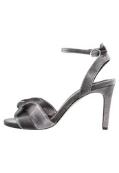 Warehouse High Heeled Sandals Silver
