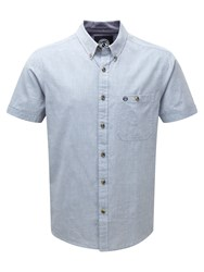 Tog 24 Thames Mens Shirt Light Blue