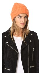 Acne Studios Chunky Hoy Hat Orange