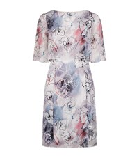 Reiss Oriana Printed Dress Female Multi