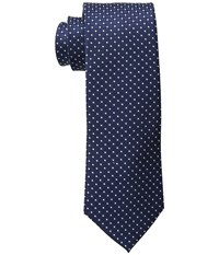 Tommy Hilfiger Connected Dot Navy Ties