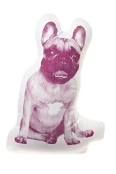 Areaware French Bulldog Mini Cushion