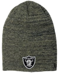 New Era Oakland Raiders Slouch It Knit Hat