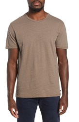 Ag Jeans Ramsey Slim Fit Crewneck T Shirt Weathered Wet