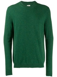 Zadig And Voltaire Slim Jumper Green