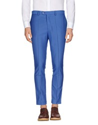 Alessandro Dell'acqua Casual Pants Blue
