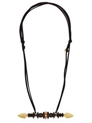 Tina Lilienthal London Arrow 2 Necklace