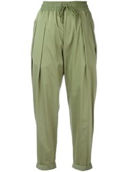 Nike Loose Fit Trousers Green