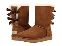 Ugg Bailey Bow Ii Chestnut Women's Boots Brown