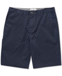 Billabong Men's Carter Flat Front Shorts Nvy Navy