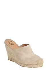 Vc Signature 'Apella' High Clog Women Beige