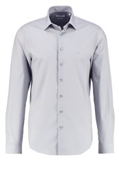 Ck Calvin Klein Cannes Fitted Shirt Grey