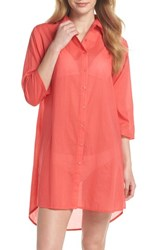 Echo Solid Cover Up Dress