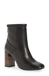 Charles By Charles David Women's 'Trudy' Squared Toe Stretch Bootie