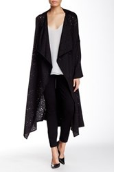 Religion Satisfy Cardigan Black