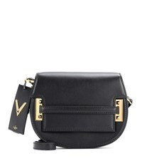 Valentino Garavani My Rockstud Saddle Bag Black