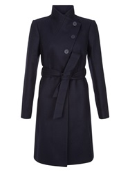 Hobbs Alyssa Coat Navy