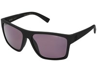 Von Zipper Dipstick Polar Black Satin Wild Rose Polar Sport Sunglasses Purple